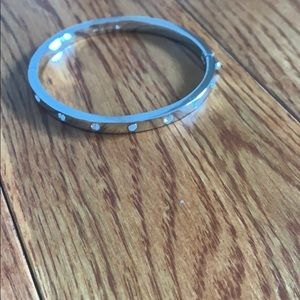 Kate Spade Silver Bangle